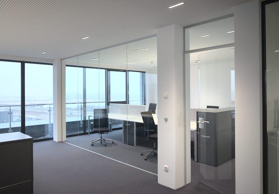 Z-Bürowand+Tür